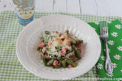 Judías verdes a la italiana | Qué se #cocina en la red | Scoop.it