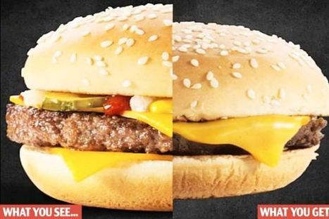 This Is Why Fast Food Look Good In Ads. |Unbelievable Facts| | PE&Health | Scoop.it