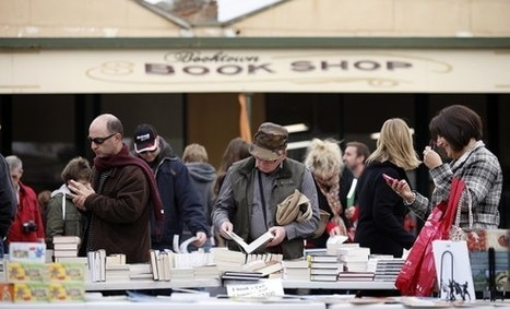 Clunes Booktown | For the love of books | Reading discovery | Scoop.it