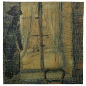 Prometheus Dismembered: Bataille on Van Gogh, or The Window in the Bataille Restaurant