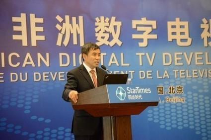 Madagascar: la société chinoise StarTimes offrira la télévision numérique - Ecofin | Akory! | Scoop.it
