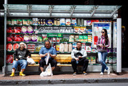 Bus shelter shopping by smartphone - Gadgets - NZ Herald News   the web - ICT   Scoop.it
