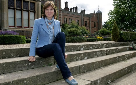 Fiona Bruce: why I can't let myself go grey | NYL - News YOU Like | Scoop.it