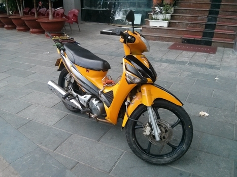 Honda Wave 110cc semi auto 4 speed 2007 - Price $300 | Travel Swop | Scoop.it