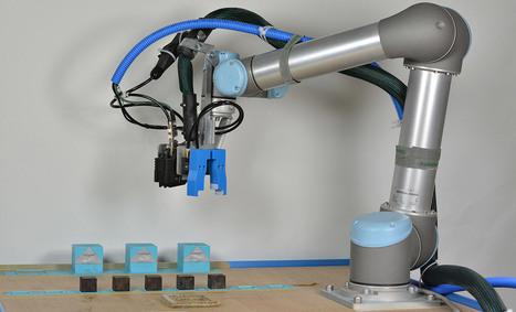Un robot capable de créer et d'améliorer ses propres créations | Une nouvelle civilisation de Robots | Scoop.it