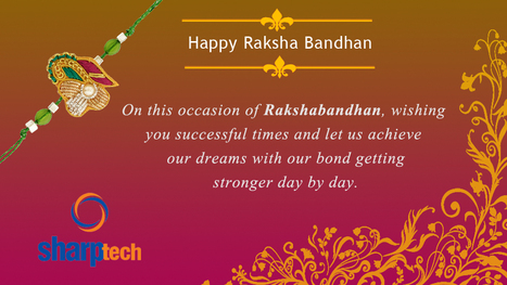 Warm Wishes on this Raksha Bandhan | News for India Festival | Scoop.it