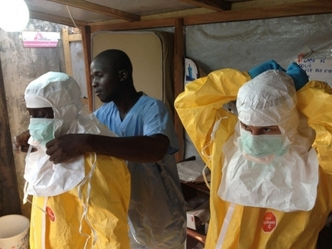 Mobile Health solutions needed to fight Ebola - mHealth | Digitized Health | Scoop.it
