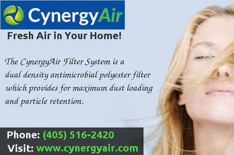 Air Conditioning Filters for all size | CynergyAir | Scoop.it