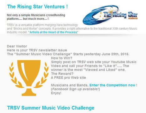The Rising Star Ventures - 1603 | The Rising Star Ventures | Scoop.it