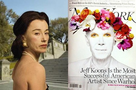 Cindy Sherman & Jeff Koons Create Editions for International Consulates and Embassies | Fine Art News | Scoop.it