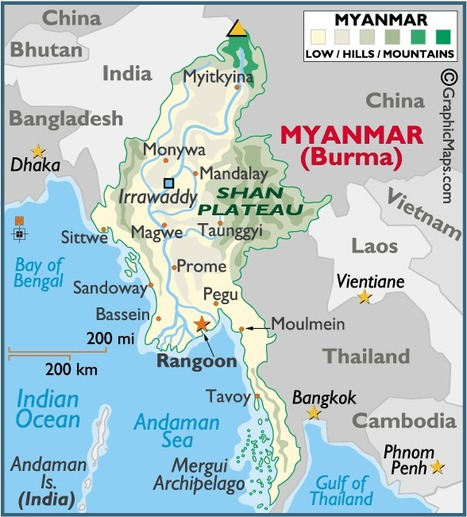 Obama urged to tackle human rights issues in Burma | Human Rights and the Will to be free | Scoop.it