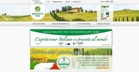 Nuovo marchio unificato e nuovo portale per gli agriturismi italiani.  @AgriturismoGov | ALBERTO CORRERA - QUADRI E DIRIGENTI TURISMO IN ITALIA | Scoop.it