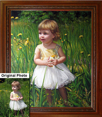Software Application or Artist? Who To Consider To Turn Your Photo Into Painting?   Custom Art   Scoop.it