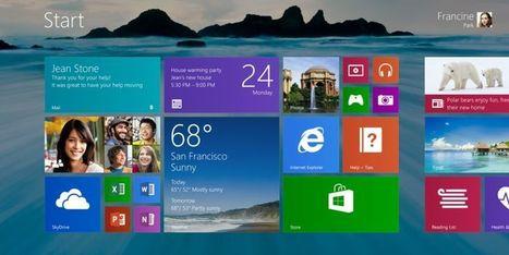 Astuce geek : faites une réinstallation propre de Windows 8.1 - metronews | Geekeries | Scoop.it