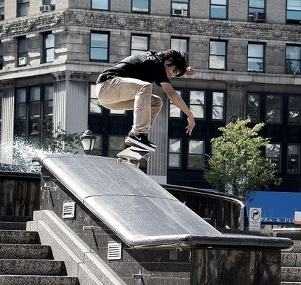 Exclusive Interview: Sean Malto On Mountain Dew Skate Team - Crave Online | mountion dew | Scoop.it