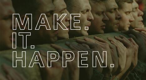 MAKE IT HAPPEN | Courageous Leadership | Liderazgo - Inteligencia Emocional - Management | Scoop.it