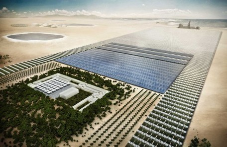 Norway and Jordan Sign Agreement to Make Sahara Forest Project Oasis a Reality | Permaculture Design | Scoop.it