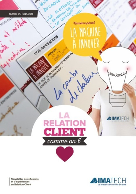 Newsletter #5 IMATECH | La Relation Client comme on l'aime | Scoop.it