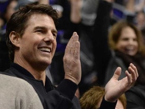 Tom Cruise Gives Surprise Speech To Acting Grads, Offers Career Advice | Mentor+ CAREER | Scoop.it