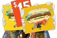 Fast Food and the 'Living Wage' Debate - Wall Street Journal   sociologie des organisations   Scoop.it