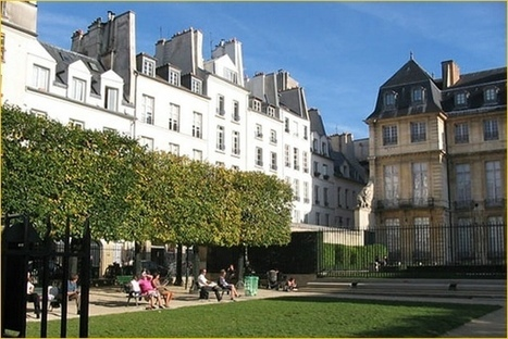 Paris Marais : guide des musées de Paris le Marais | New York et Paris - Capitales. | Scoop.it