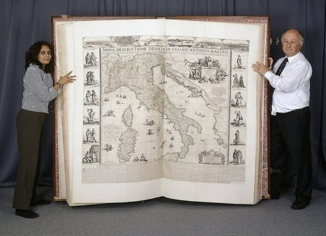 Drool In Envy Over Some of the World's Largest Books | Strange days indeed... | Scoop.it