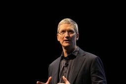 Tim cook apologizes for warranty policy in China | eTechcrunch.com | Scoop.it