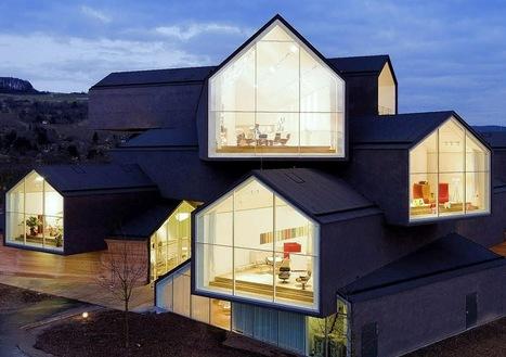 VitraHaus : maisons empilées par Herzog et de Meuron | Design, industrie, architecture, innovation, etc. | Scoop.it