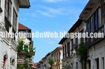 Directions on Web: How To Commute To Vigan's Tourist Spots From Laoag | The Traveler | Scoop.it