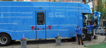 Mobile Libraries - Model Projects - Goethe-Institut  | The Information Professional | Scoop.it