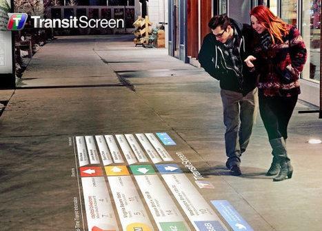 SmartWalk, les trottoirs intelligents en réalité augmentée | Connected-Objects.fr | Numerique - Objets connectés - Innovation | Scoop.it