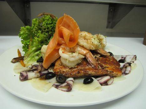 ´No somos lo que comemos, sino lo que nuestro cuerpo asimila´plato de Fornalla, cocina de autor en Chía   DescubreChía   Scoop.it
