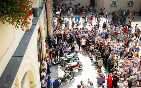 Remembering the past at Brno - Oxley/Motor Sport Magazine   Racing news from around the web   Scoop.it