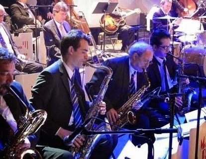 Duo d'orchestres pour soirée très swing | ChâtelleraultActu | Scoop.it