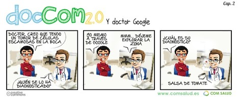 Doctor Google visto con humor | Elena Ortés | Scoop.it