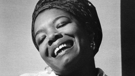 Maya Angelou, Lyrical Witness of the Jim Crow South, Dies at 86 | Maya Angelou | Scoop.it