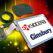 Ginsbury – Raspberry Pi based plug-and-play solution for TFT display evaluation   Raspberry Pi   Scoop.it