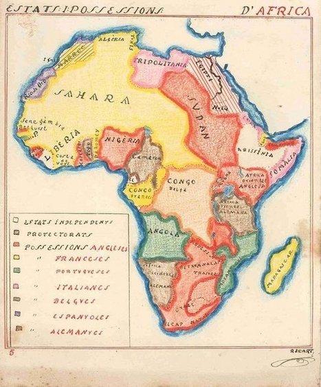 Mapas, mapas, mapas, por Enric Juliana   Enseñar Geografía e Historia en Secundaria   Scoop.it