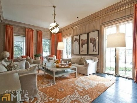 11 Homes for Sale Featuring Horse Decor | Arabian Horses | Scoop.it