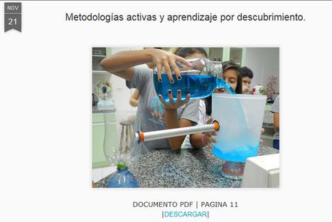 RECURSOS EDUCATIVOS: Metodologías activas y aprendizaje por descubrimiento. | FOTOTECA INFANTIL | Scoop.it