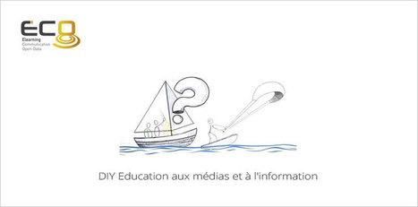 Le MOOC DIY Education aux médias et à l'information commence le 20 avril | DocDocDoc ! | Scoop.it