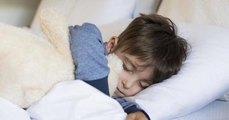 Study says early bedtimes now keep kids from getting fat later | Kickin' Kickers | Scoop.it