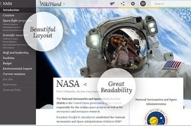 Explore The Educational Potential of Wikipedia with These Excellent Extensions ~ Educational Technology and Mobile Learning | Wiki_Universe | Scoop.it