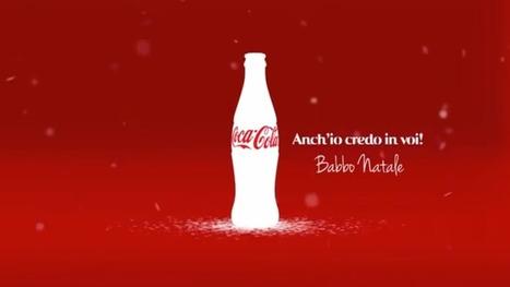 È Natale. Ed è sempre Coca-Cola. | News pubblicità | Scoop.it