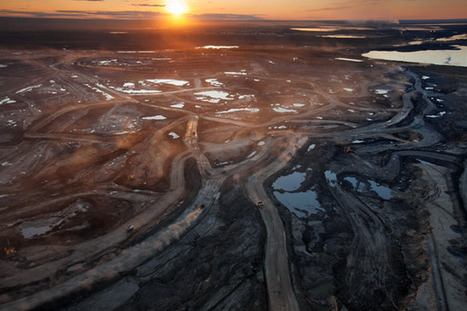 Canadian Oil Sands | All Things Geography | Scoop.it