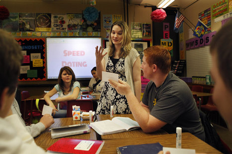 How To Be A Great Teacher, From 12 Great Teachers   Leading Schools   Scoop.it