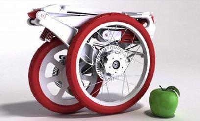 Una bicicleta eléctrica que cabe en un maletín - Híbridos y Eléctricos | btt mantenimiento | Scoop.it