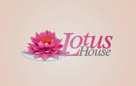 Vektörel Lotus Flower Logo | Vektorel cizimler | Scoop.it