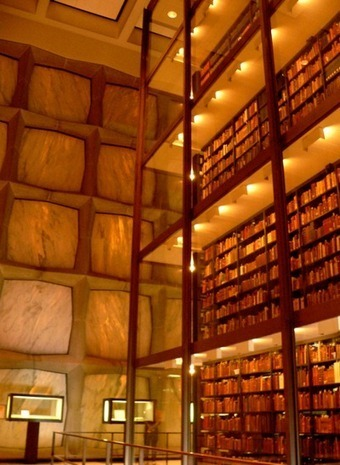 Peter Ackroyd at the Beinecke Library | Literary News | Scoop.it