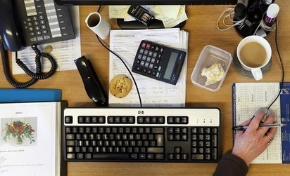 Multitasking is exhausting your brain, say neuroscientists | World Economic Forum | Critical Chain Project Management | Scoop.it
